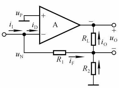 电路图 音频电路 负反馈放大电路原理