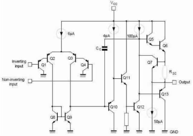 直流5v变1.5v电路图