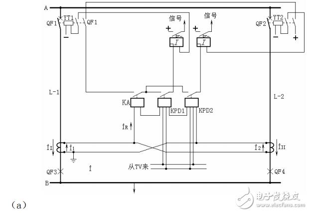 二次回路电路原理图及讲解(四)——电路天天读