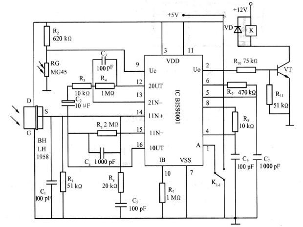 人体感应报警器电路图大全(七款模拟电路设计原理图详解) - 报警电路