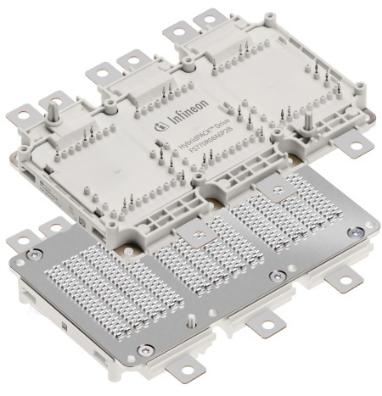 HybridPACK Drive Wave模块适用于150 kW逆变器