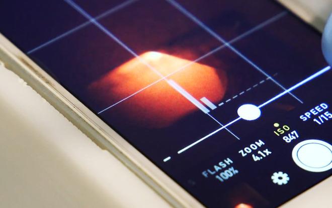 iPhone摄像头和特别设计的薄膜可用于家庭健康测试和安全临检