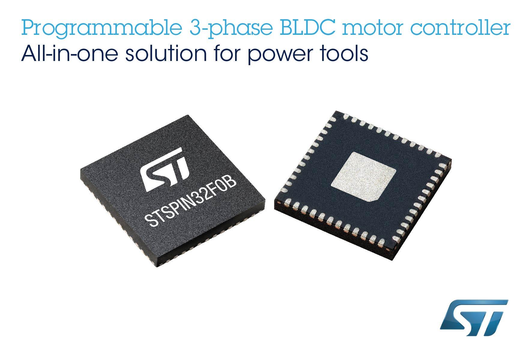 ST新闻稿5月7日——意法半导体STSPIN32单ShuntBLDC电机控制器可大量节省空间、时间和物料成本.jpg