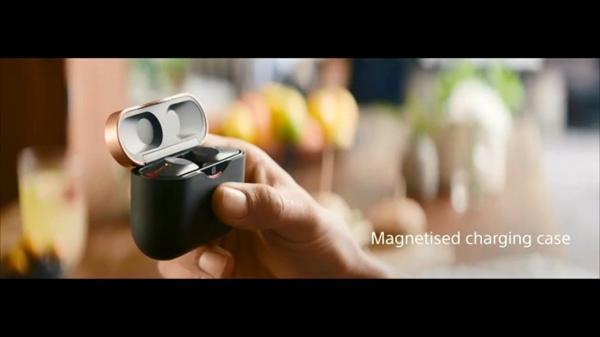 1699元!索尼发布新蓝牙无线耳机:支持降噪 比苹果更给力