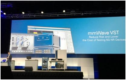 5G商用元年,NI最新mmWave测试方案大派用场