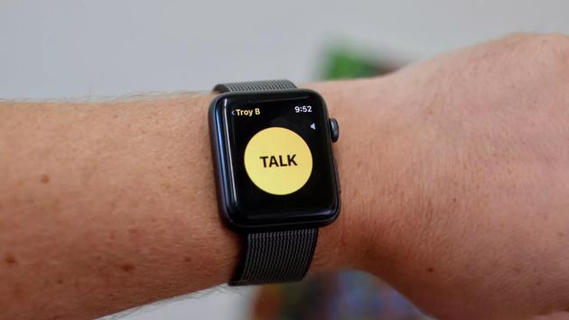 Apple Watch现漏洞!对讲机功能可窃听他人对话