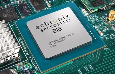 Achronix推出突破性的FPGA系列产品,以面向高带宽数据加速应用的灵活性而将性能提升…