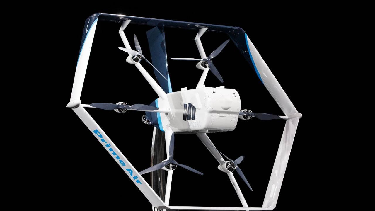 亚马逊宣布推出新款送货无人机 为Prime会员加快送货速度