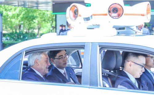 滴滴自动驾驶升级为独立公司 滴滴CTO张博兼任新公司CEO