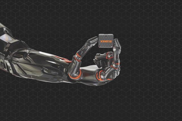 Xsens 全新工业级微型惯性运动传感器 性价比超越竞争对手