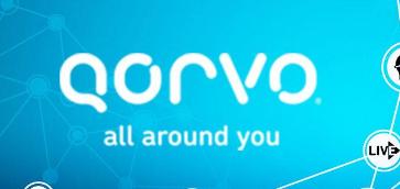 Qorvo 新增适合Ka频段和X频段应用的GaN功率放大器