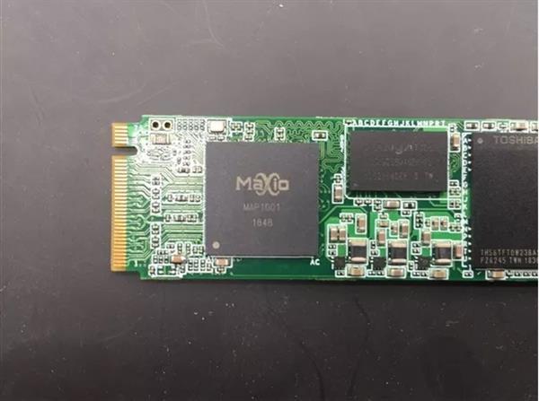 联芸展示国产SSD主控:高中低端PCIe NVMe三款全覆盖
