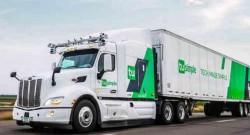 图森未来获UPS投资 加速无人驾驶卡车研发与应用