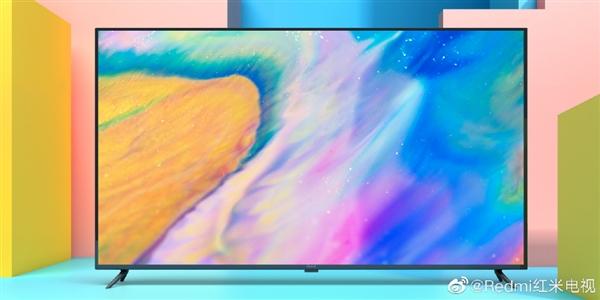 Rdemi红米电视首露真容:70英寸极窄边、超高屏占比