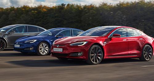 特斯拉今年上半年生产16.4万辆电动汽车 与去年前三个季度基本相当