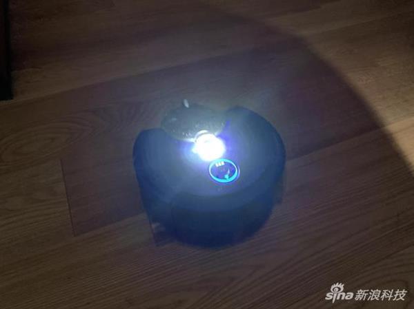 戴森发布智能除尘机器人:能在黑夜工作 吸力媲美V8