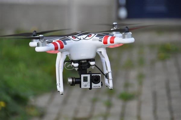 大疆遭美国断供:无人机不能再预装Cape公司软件