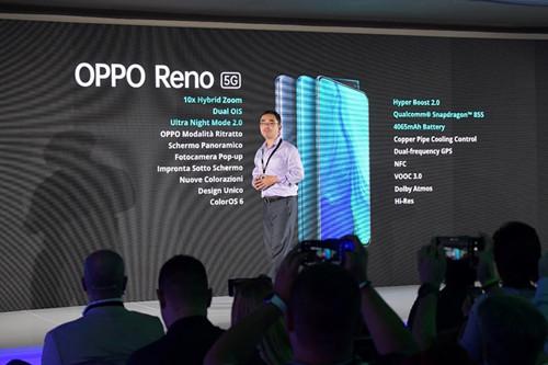 OPPO Reno 5G版本意大利正式发布 助力意大利开启5G时代_副本