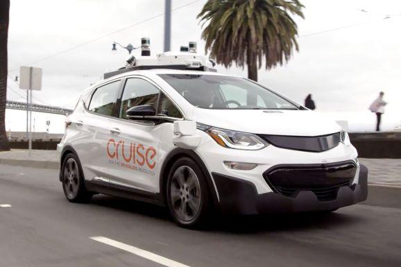 通用无人车Cruise推延无人出租车服务 称还需进行更多测试