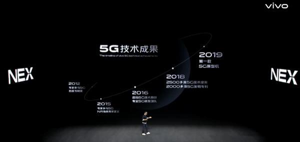 Vivo:移动终端5G影响力第一 Nex 3解决5G三大难题