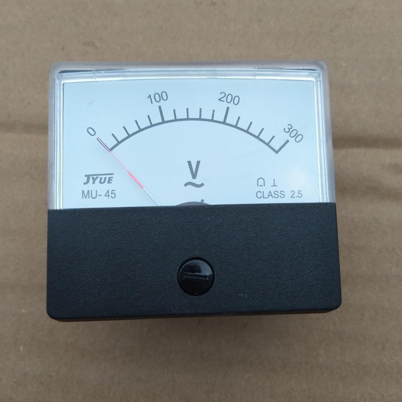 电压表原理是什么 如何确保测试的准确度