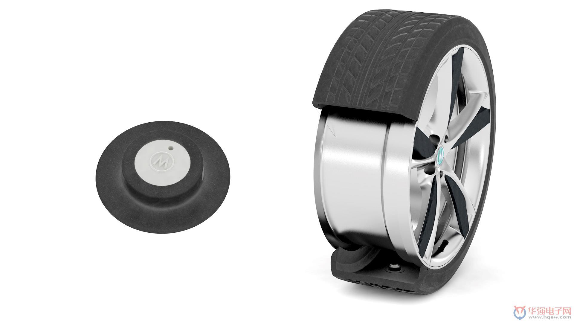 MLX91805不仅提供高精度压力传感,还提供轮胎状态和负载监控功能.jpg