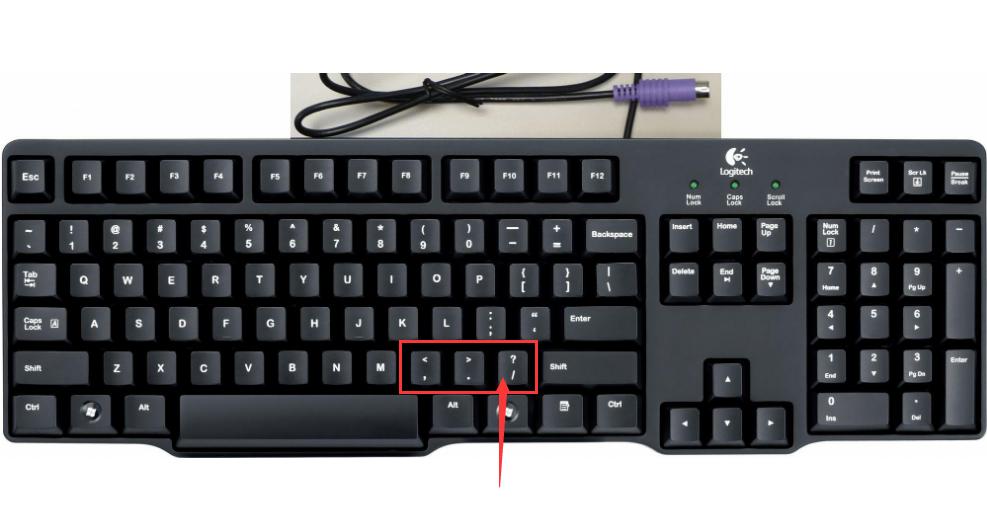 搜狗输入法在键盘上打出顿号的方法