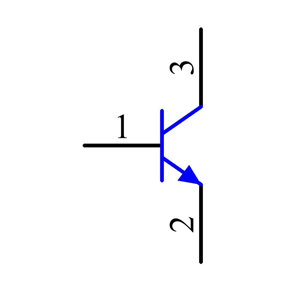 MMBT2引脚图