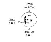 IPD90N04S4-05引脚图
