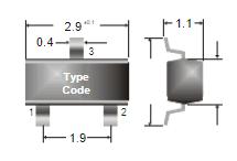 BC817-40W引脚图