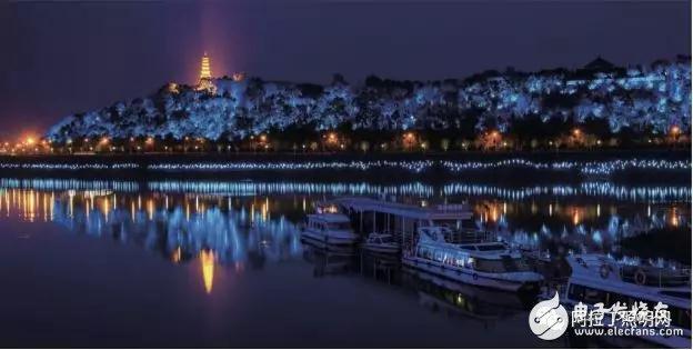 我国城市景观照明的发展方向及未来