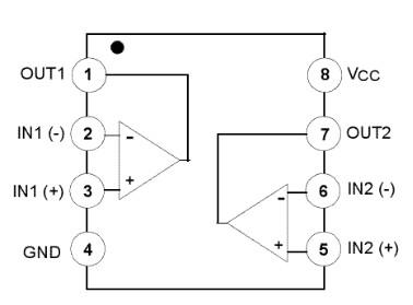 lm358引脚说明图